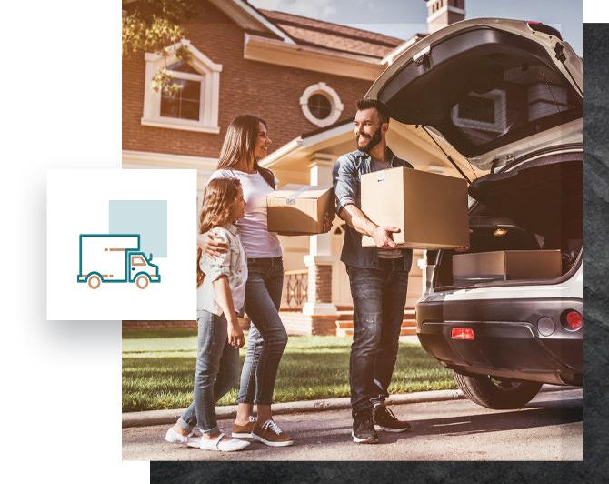 Move Into Dream Home Mobile Image